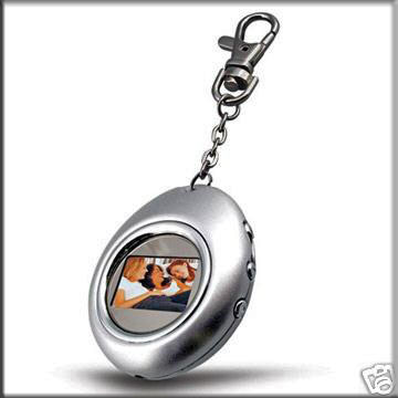 Is your Keychain digital voice recorder a complete package?