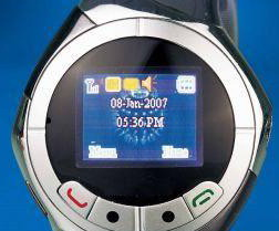 GSM Watch