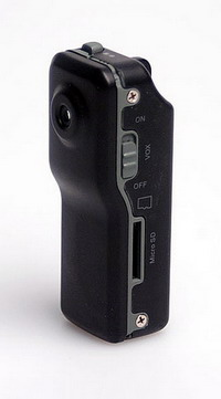 Candid camera (and not only) for everyone, with a pocket video recorder