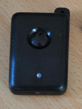 Audio Recorder As Remote Control For Concealment